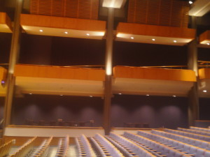 GPAC's David and Grettle Payne Concert Hall